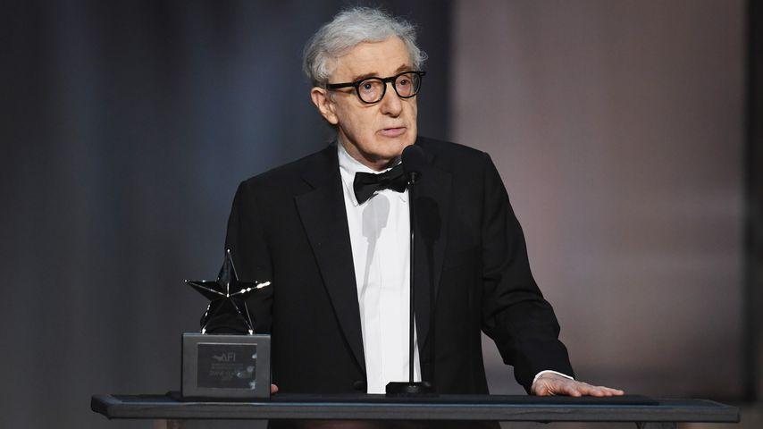"""""""Albern"""": Woody Allen wehrt sich gegen Missbrauchsvorwurf"""