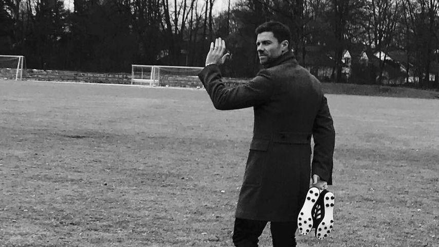 Abschiedsfoto: Xabi Alonso beendet seine Fußball-Karriere