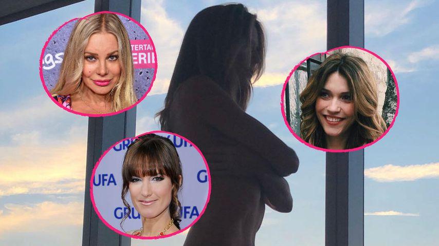 Heidis Nackt-Pic: Das sagen die Promi-Damen zum sexy Foto!