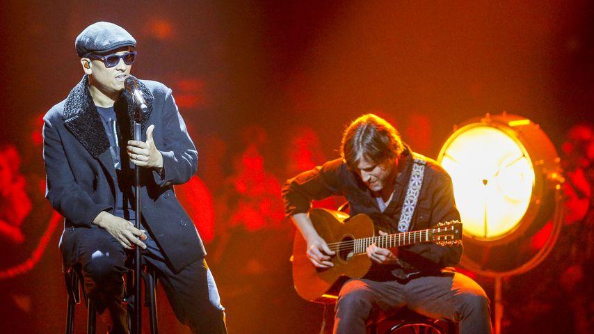 Wegen ECHO-Auftritt: Hohn und Spott für Xavier Naidoo!