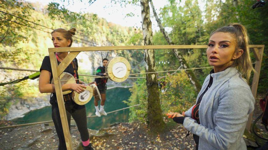 "Xenia und Christina bei ""'#CoupleChallenge"""