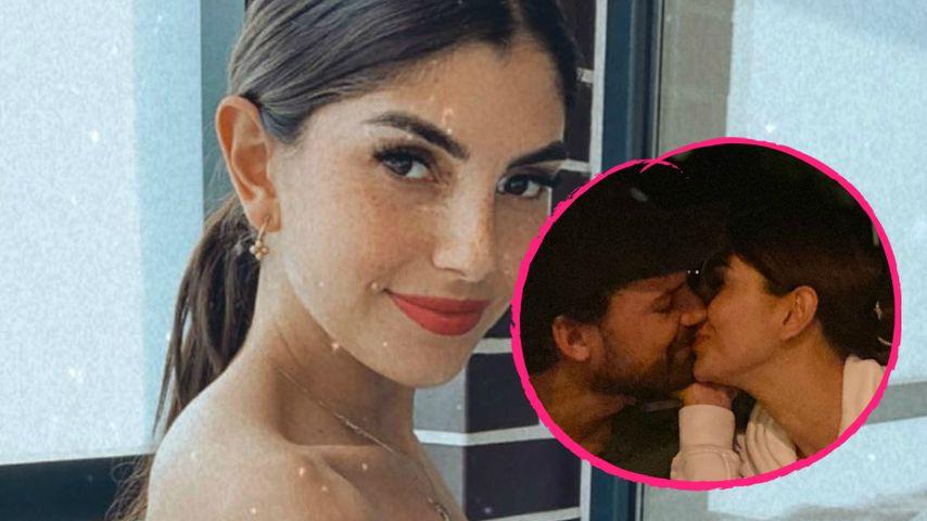 Süßes Kussfoto mit Jimi: Das ist Yeliz' Handyhintergrund