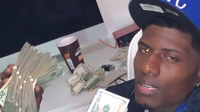Curtis Denton Jr. alias Young Curt, April 2020