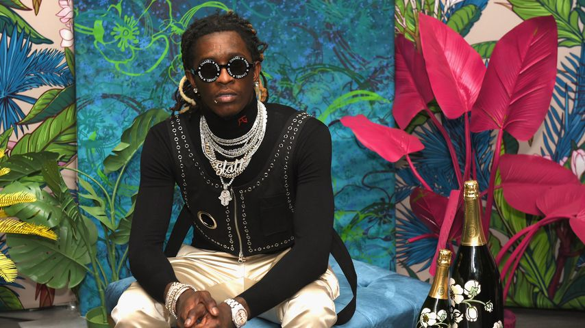 Young Thug im Dezember 2018