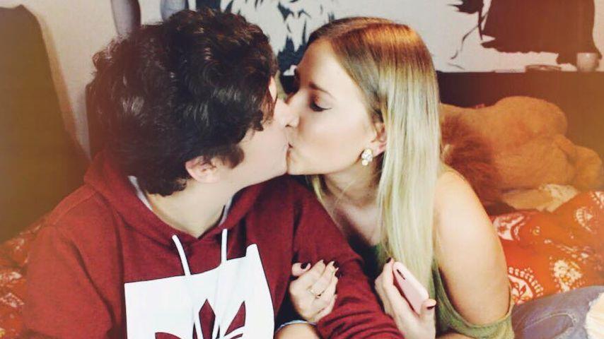 Feuerprobe: Jetzt dreht YouTube-LionT mit Freundin Katrin!