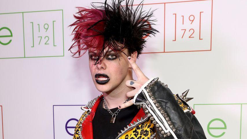 Yungblud bei der New York Fashion Week, 2020