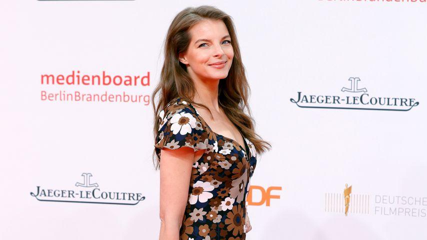 Yvonne Catterfeld beim Deutschen Film Preis