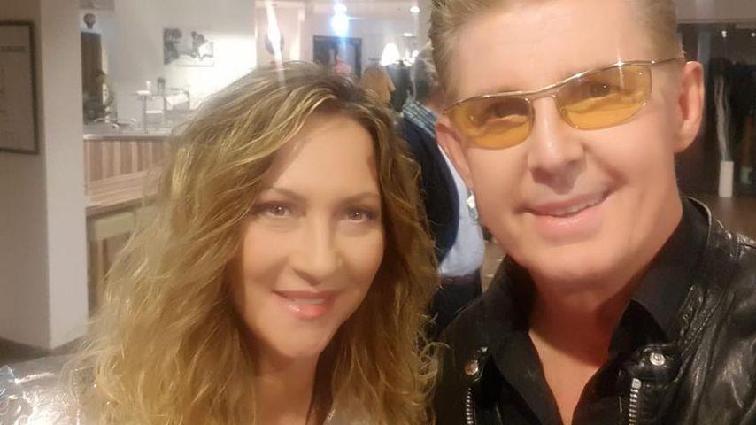 Yvonne König und Markus Mörl im Februar 2019