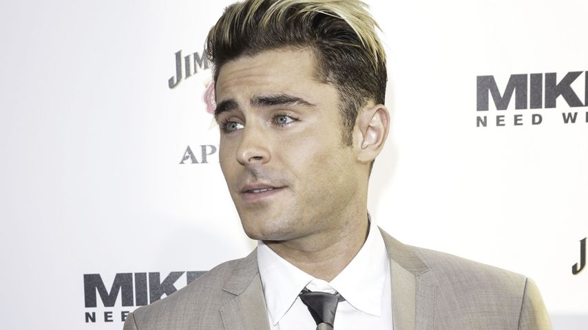 "Zac Efron bei der Premiere von ""Mike and Dave Need Wedding Dates"""