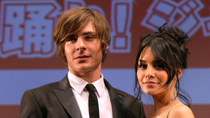 Zac Efron und Vanessa Hudgens, 2009