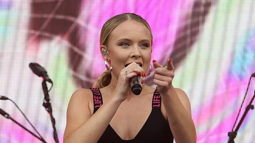 Standpauke bei Konzert: Zara Larsson lässt Fan auflaufen!