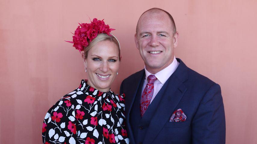Zara und Mike Tindall in Gold Coast, Australien