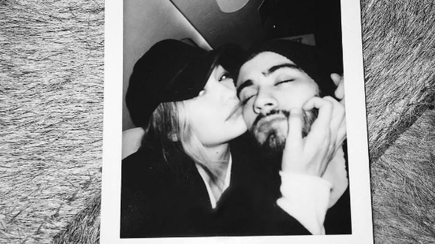 Gigi Hadid & Zayn Malik: Mega heiß und so romantisch!