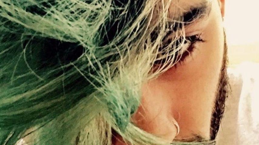 Neuer Haartrend Auch Zayn Malik Hat Jetzt Grune Haare Promiflash De