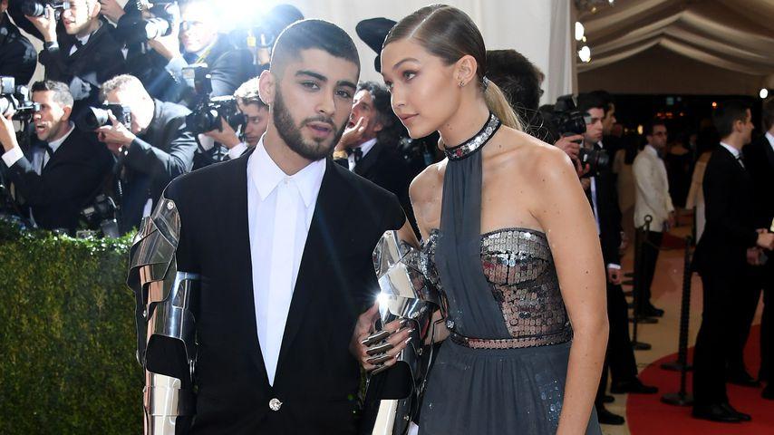 Zayn Malik und Gigi Hadid im Mai 2016