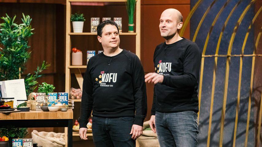 Zweites Mal bei DHDL: So haben sich Kofu-Gründer vorbereitet