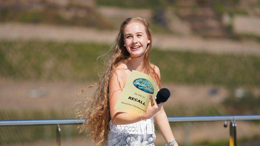"""""""Egal"""": Wendler-Laura nur eine Sekunde bei DSDS zu sehen ..."""