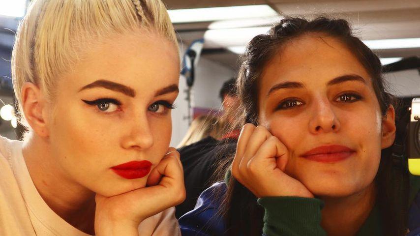 Nur für den Fame: War GNTM-Zoes & Victorias Streit fake?
