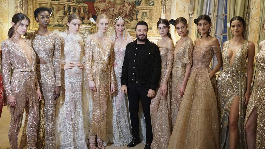 Zuhair Murad bei der Paris Fashion Week