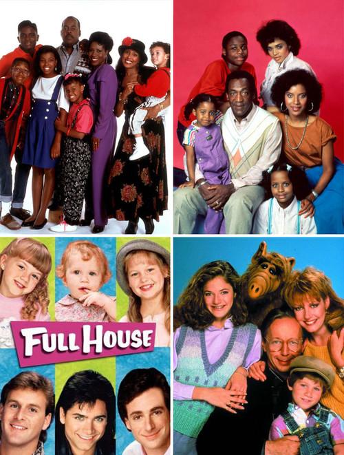 Familienserien 80er