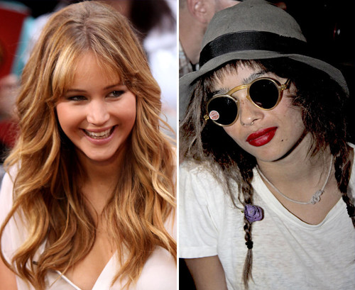 Zoe Kravitz Jennifer Lawrence Friends: Jennifer Lawrence Hat Eine Coole Beste Freundin