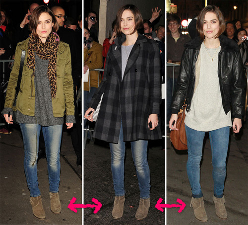 keira knightley f hrt voll auf ankle boots ab. Black Bedroom Furniture Sets. Home Design Ideas