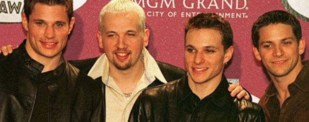 Nick Lachey und Jeff Timmons