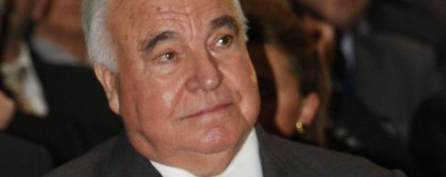 Helmut Kohl, ehemaliger Bundeskanzler