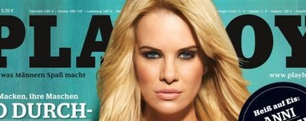 Monica Ivancan im Playboy