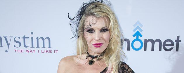Aische Pervers bei der Venus-Verleihung 2014