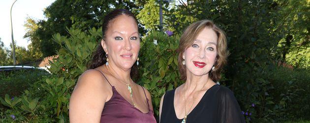 Allegra Curtis und Christine Kaufmann
