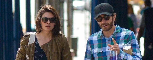 Jake Gyllenhaal und Alyssa Miller
