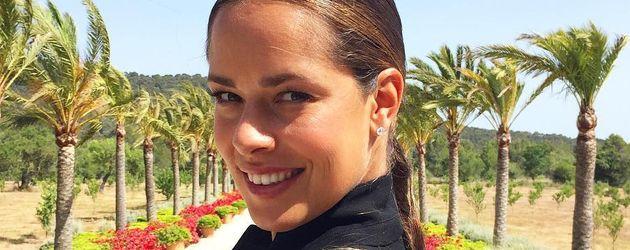 Ana Ivanovic auf Mallorca