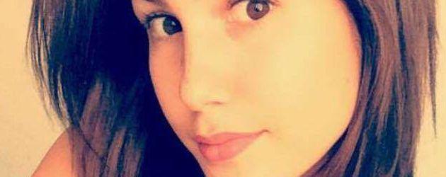 Angelina Heger mit kurzen Haaren