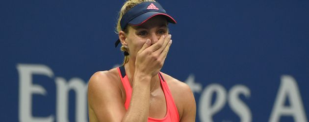 Angelique Kerber bei den US Open 2016