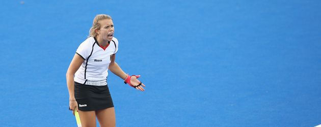 Anne Schröder, deutsche Hockeyspielerin