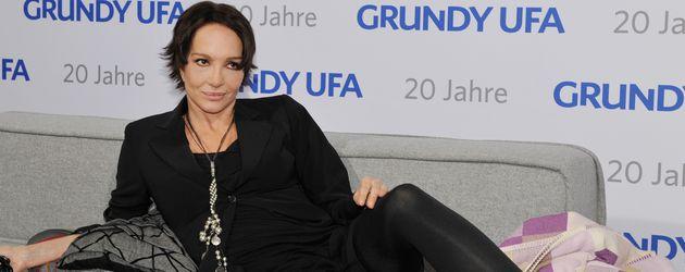 Anouschka Renzi bei der Grundy-Ufa-Jubiläumsgala