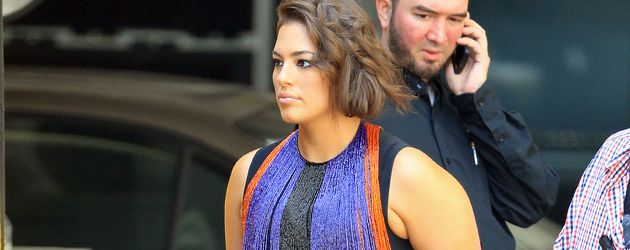 Ashley Graham in New York
