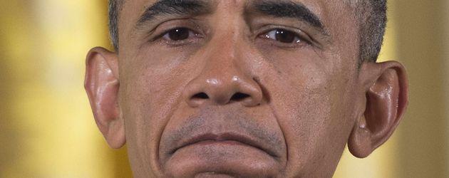 Barack Obama, US-Präsident
