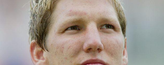 Bastian Schweinsteiger im Jahr 2004