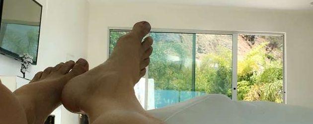 Bastian Yotta in seiner Villa in Hollywood