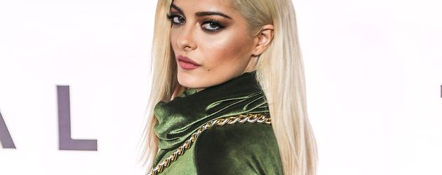 "Bebe Rexha beim ""Tidal X""-Event in New York"