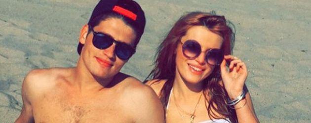Gregg Sulkin und Bella Thorne im Urlaub