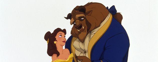 """Belle und ihr Prinz aus """"Die Schöne und das Biest"""" (1991)"""