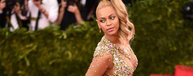 Beyonce und Beyoncé Knowles