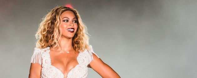 Beyonce beim Rock in Rio Festival