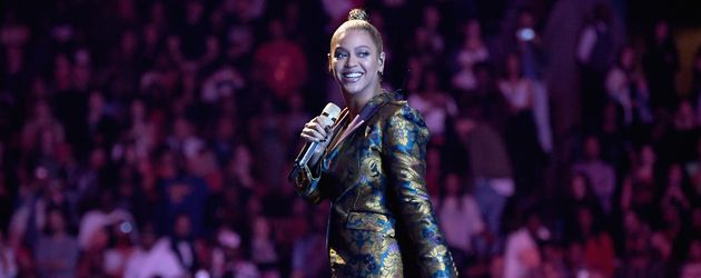 "Beyonce auf der Bühne des ""Tidal X: 1015""-Events in New York"
