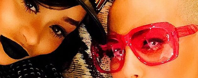 Blac Chyna und Amber Rose