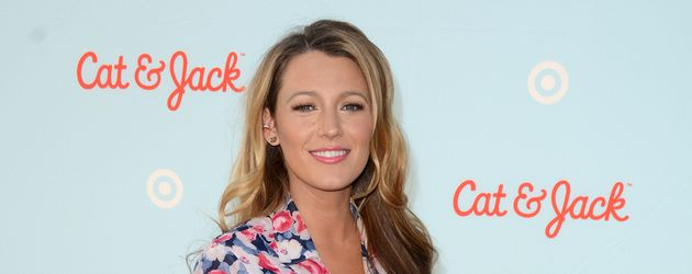 "Blake Lively beim Target ""Cat And Jack"" Brand Launch"