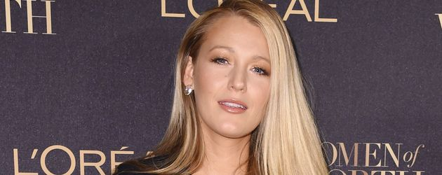 "Blake Lively bei der ""L'Oreal Paris Women of Worth Celebration"" im November 2016 in New York"